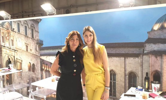 Angela e Marianna Velenosi