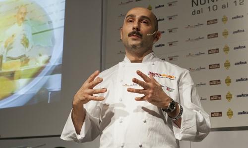Anthony Genovese, chef del ristorante Il Pagliacci