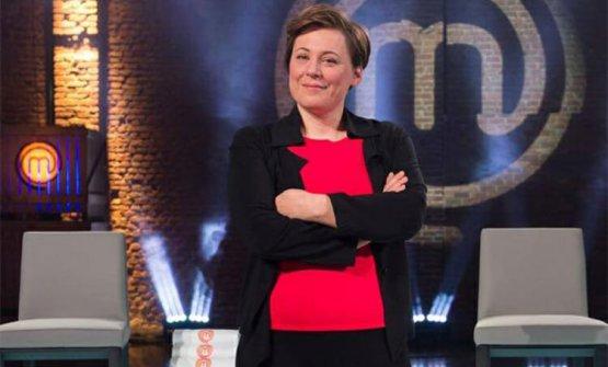 La Klugmann a Masterchef