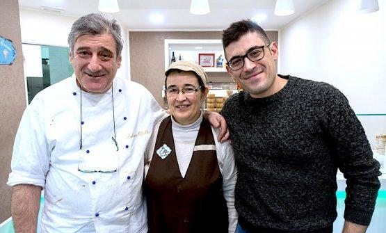 Antonio Cipolla, Ignazia Alfa, Davide Cipolla