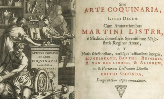 IlLibro de arte coquinariadi Maestro Martino
