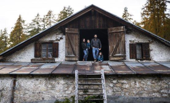 Riccardo, Ludovica & figli