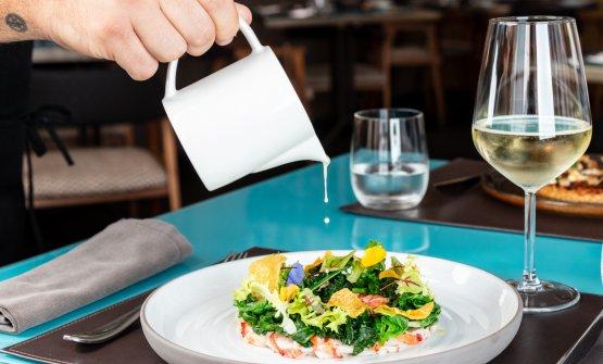 Spezzatino d'astice d'inverno: il piatto d