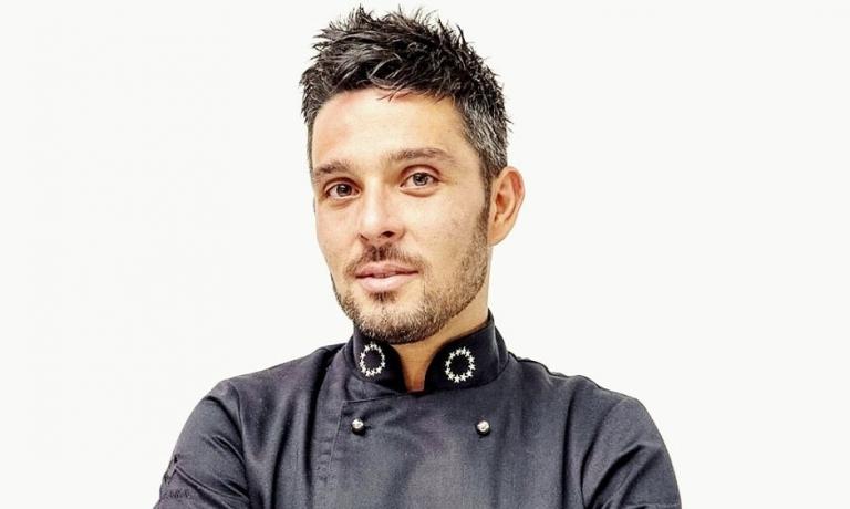 Salvatore Avallone, chef delCetaria Ristorantedi Baronissi (Salerno)