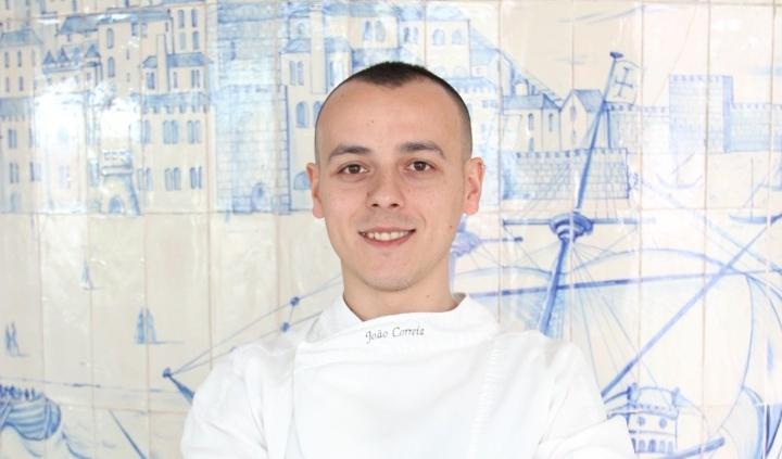 João Correia è una delle promesse della nuova ristorazione lusitana
