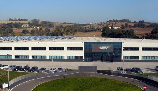 La sede di Mondolfo (Pesaro Urbino)
