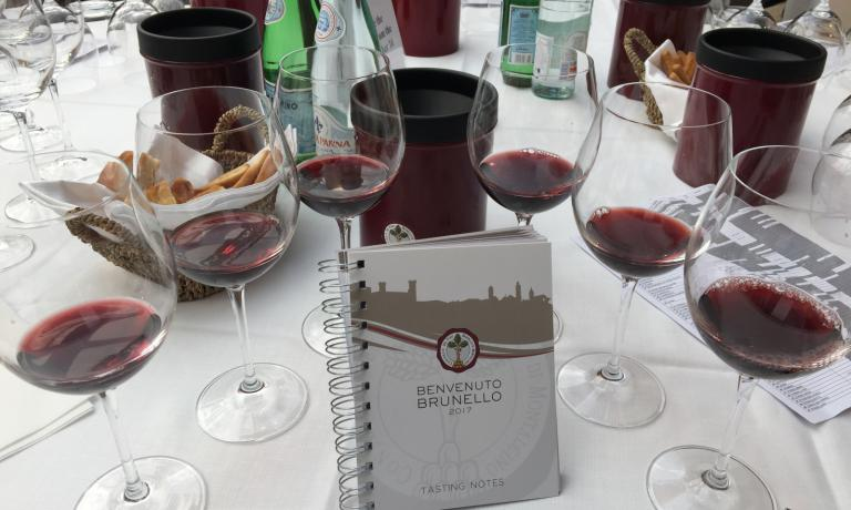 Benvenuto Brunello 2017 has ended, presenting th