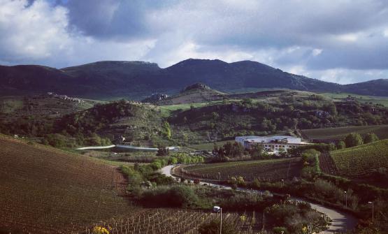 Baglio di Pianettoa Santa Cristina Gela (Palermo