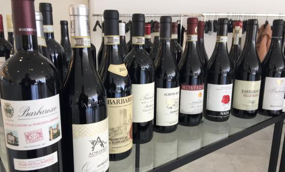 Le bottiglie di Barbaresco, protagoniste nelle degustazioni di Nebbiolo Prima e Grandi Langhe 2017