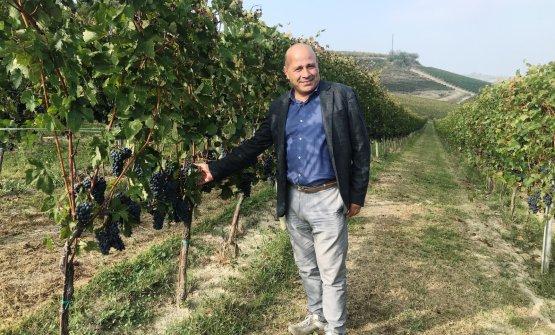Il presidente del Consorzio Filippo Mobrici