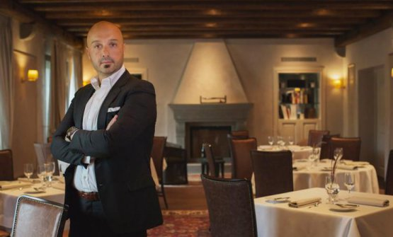 Joe Bastianich. Like everyone in the industry, the