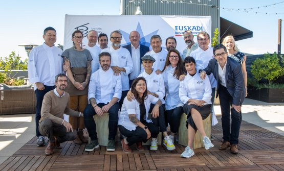 The jury of the Basque Culinary World Prize 2019