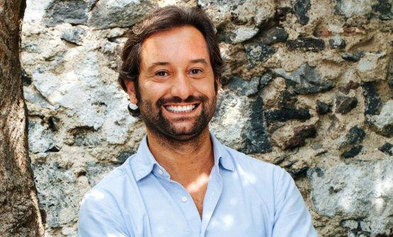 Antonio Benanti, 44 anni, conduce la storica azienda di famiglia insieme al fratello Salvino