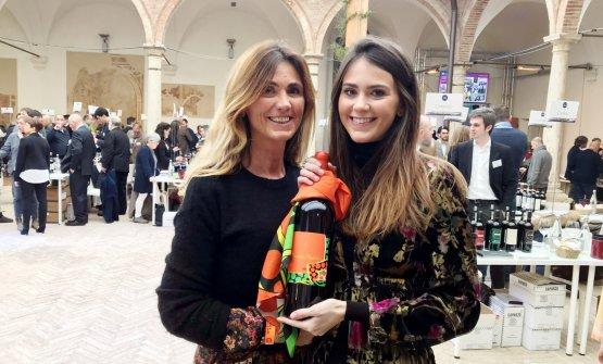 Giovanna Neri e la figlia Diletta: questa è Col di Lamo