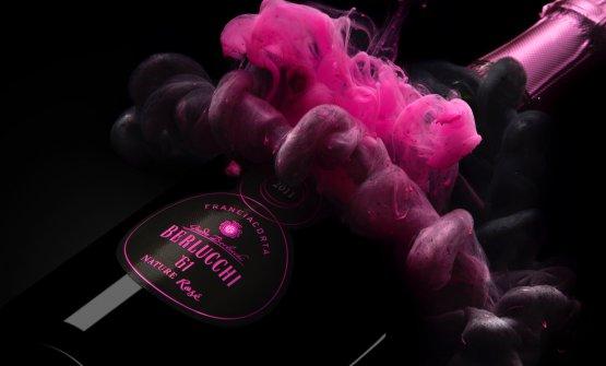 In uscita la nuova annata di Berlucchi '61 Brut Nature Rosé