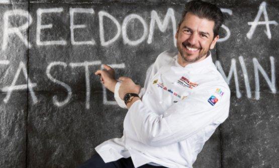 Andrea Berton a Identità Milano