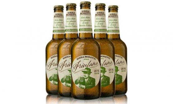 Birra Moretti alla Friulana: è la birra scelta per il piatto di Salvatore Avallone