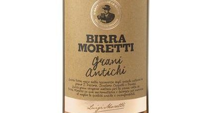 Birra Moretti Grani Antichi