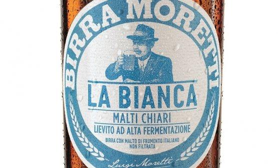 Birra Moretti La Bianca è la birra usata da Paolo Mautino come ingredienti nella sua ricetta