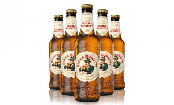 La birra utilizzata in questa ricetta è la Birra Moretti Ricetta Originale
