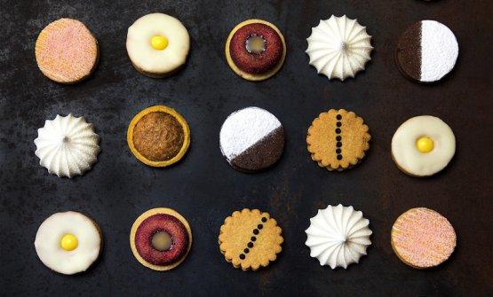 Biscotti a base di cereali originari,collezione 2018 curata daLa Scuola del Molino Quaglia