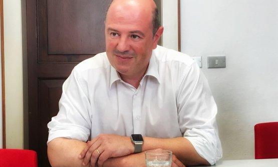 Il Vice Ministro basco è stato ospite della città di Modena, e di Massimo Bottura, per l'ottavo meeting annuale del direttivo internazionale delBasque Culinary Centere per la premiazione della terza edizione del Basque Culinary World Prize