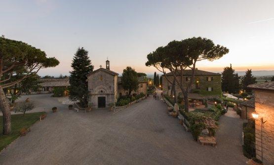 Hotel Borgo San Felice, a Castelnuovo Berardenga (Siena)