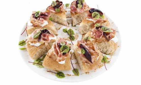 Aria di pane, pizza di Renato Bosco