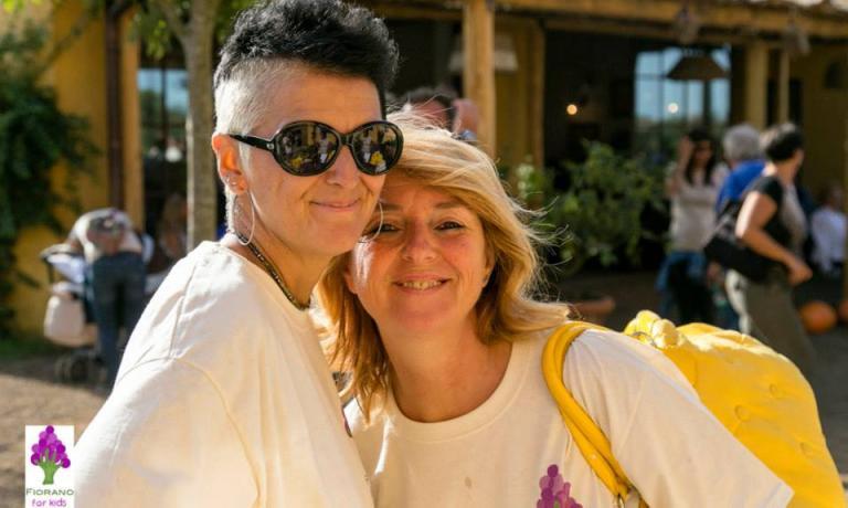 Cristina Bowerman, chef di Glass Hostaria, sostenitrice del progetto FFK