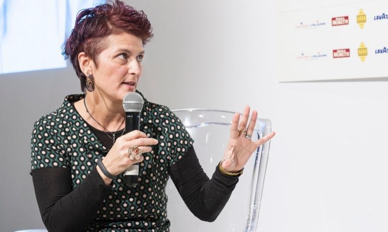 Cristina Bowerman of Glass Hostaria in Rome uses smoking to add aroma