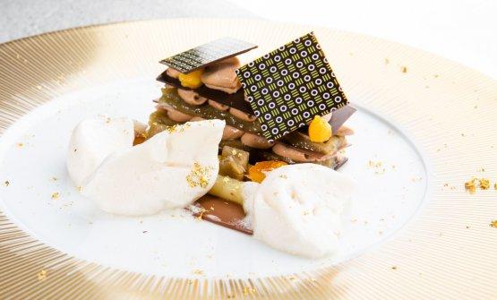 Cioccolato, melanzane e birra di Gianluca Fusto. D