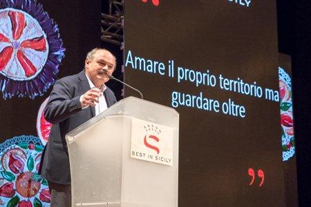 L'intervento di Oscar Farinetti a Best in Sicily