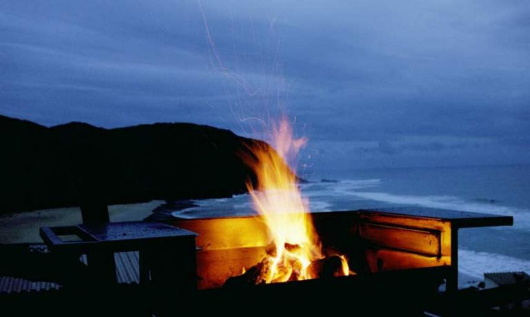 Il rito del Braai, la griglia, è fondamentale nel