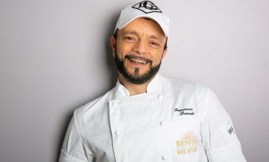 Francesco Bracali, un po' chef, un po' filosofo, un po' professore