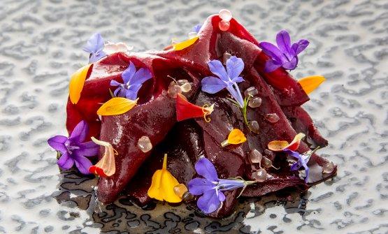 Bresaola vegetale: il piatto del 2021 di Michelang
