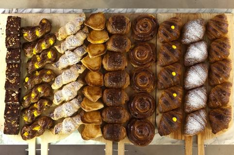 Is the best brioche in Milan the one made at Pavè? According to Camilla Baresaniindeed it is