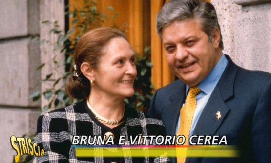 Bruna e Vittorio Cerea