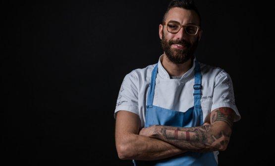 Lo chef Antonio Pappalardo