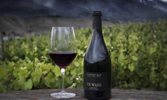 Te Wahi Pinot Noir 2015