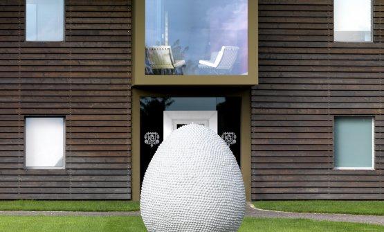 Egg Concept by Spirito Costa.Foto Massimo Listri