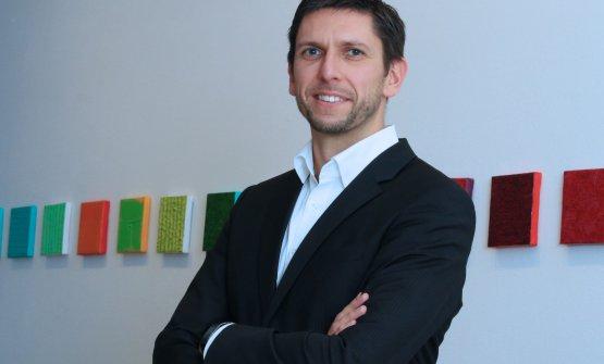 Il direttore generale Tobias Zingerle