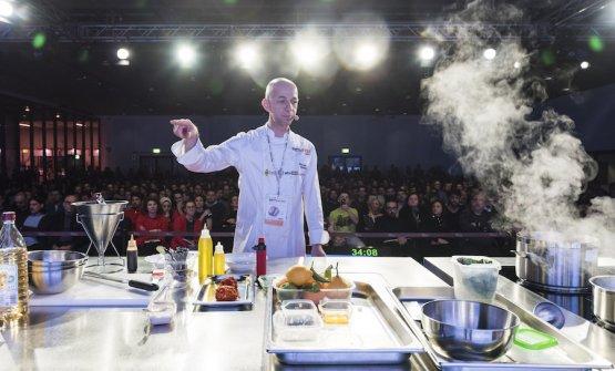 Riccardo Camanini, è lui lo chef da tenere d'occhio dell'edizione 2019