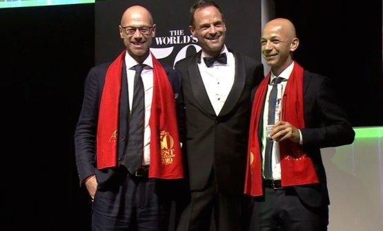 Giancarlo e Riccardo Camanini