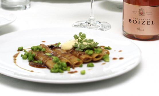 Paolo Barrale, chef del Marennà, propone un modo