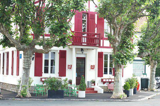 Les Rosiers, Biarritz