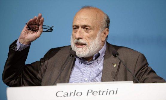 Carlo Petrini, detto Carlin, nato a Bra (Cuneo),