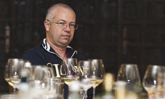 Il direttore del Consorzio Tutela Lugana, Carlo Veronese