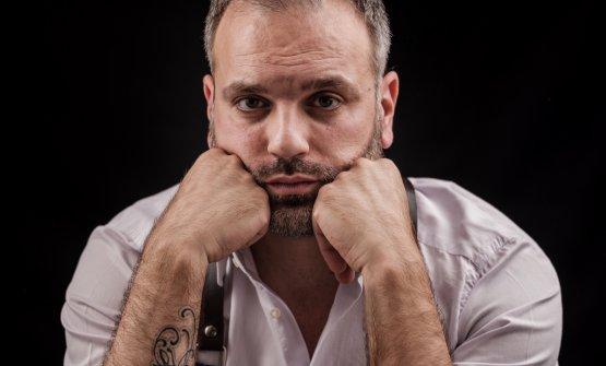 Carmine Di Donna, classe 1979, nato a Torre del Gr