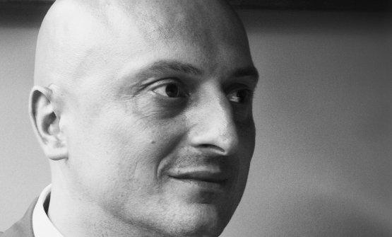 Carmine Renzulli, restaurant manager di Spazio Niko Romito a Roma