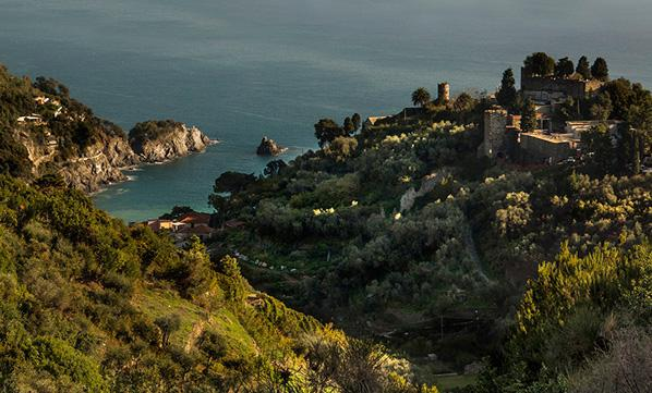 Located in the village of Monterosso there's the